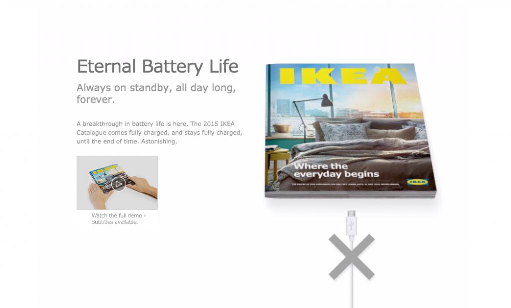 IKEA 2015 Catalogue BookBook