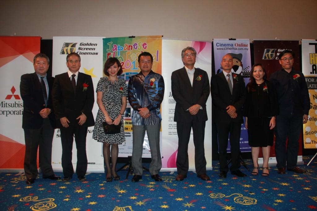 Japanese Film Festival 2014 Launch