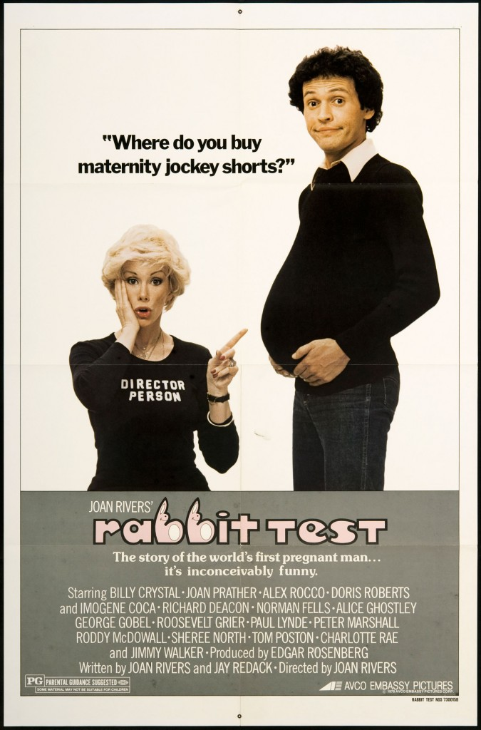 Joan Rivers Rabbit Test