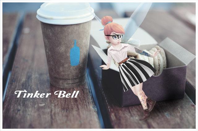 Tinker Bell Hipster