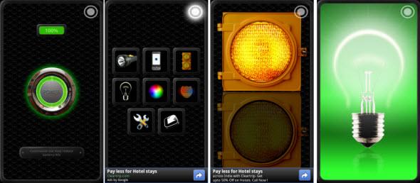 Tiny Flashlight + LED Android App
