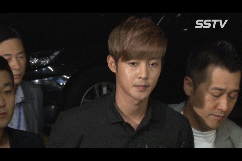 Kim Hyun Joong implicating himself and prepares for trial