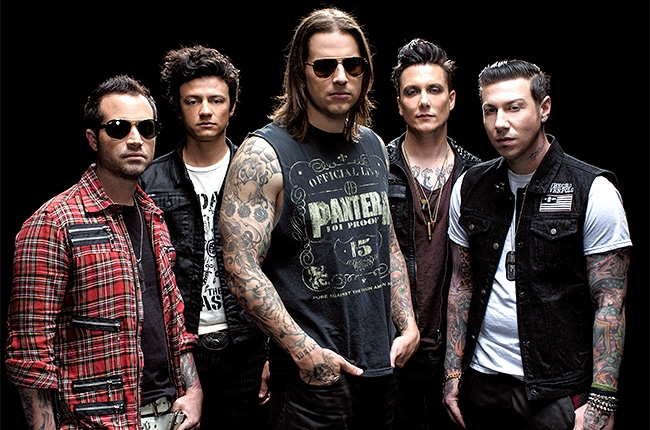 A7X: Avenged Sevenfold Announces SE Tour, Includes Malaysia - Hype.my