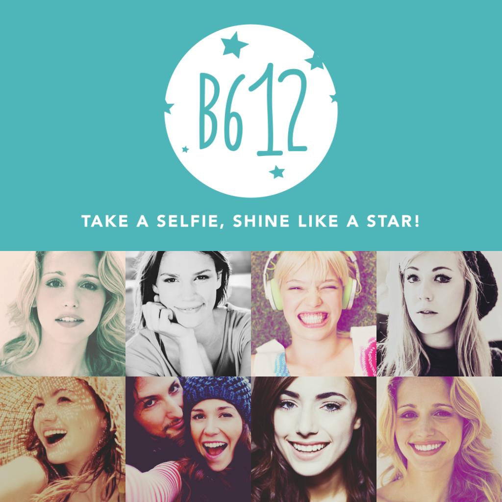 B612 LINE Camera Selfie App