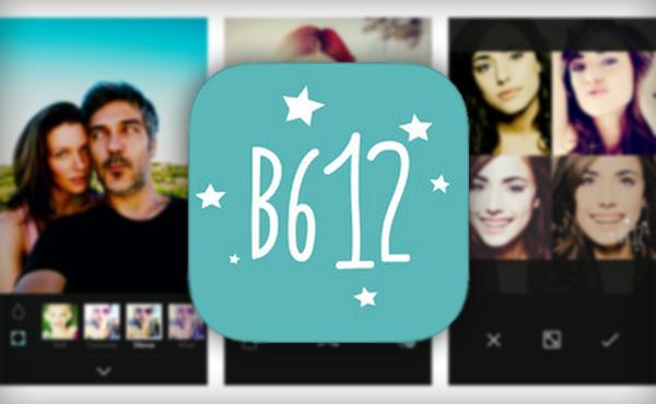 скачать камеру B612 на андроид бесплатно - фото 7