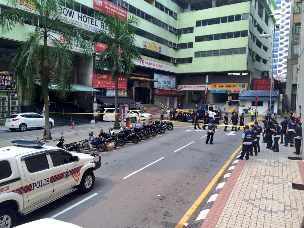 Bukit Bintang Blast 2
