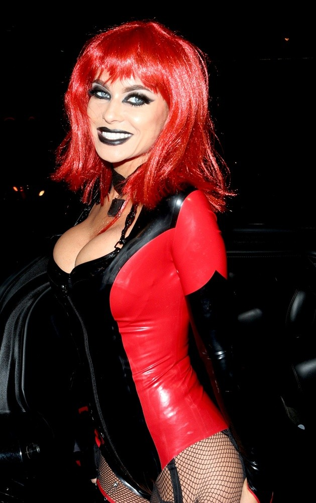 Celebrities attend Bootsy Bellowsu0027 Halloween party in West Hollywood  sc 1 st  Hype MY & Halloween: The Best Celeb Costumes - Ever (2013) - Hype Malaysia