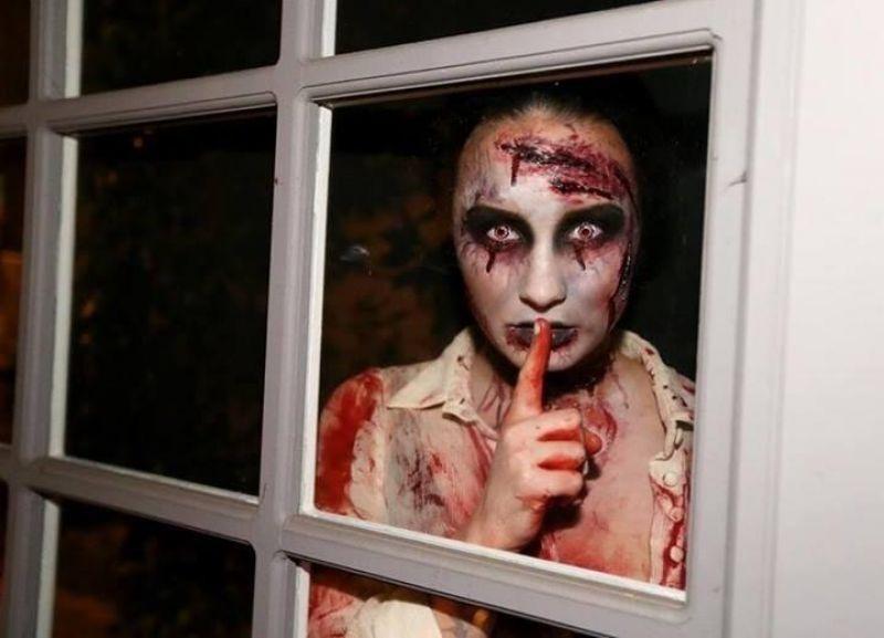 Demi Lavato Halloween 2013