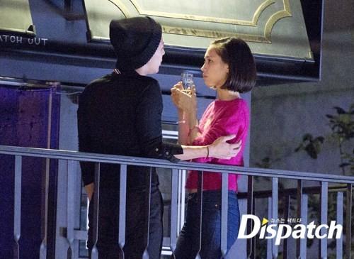 Dispatch G-Dragon and Kiko - Hype Malaysia