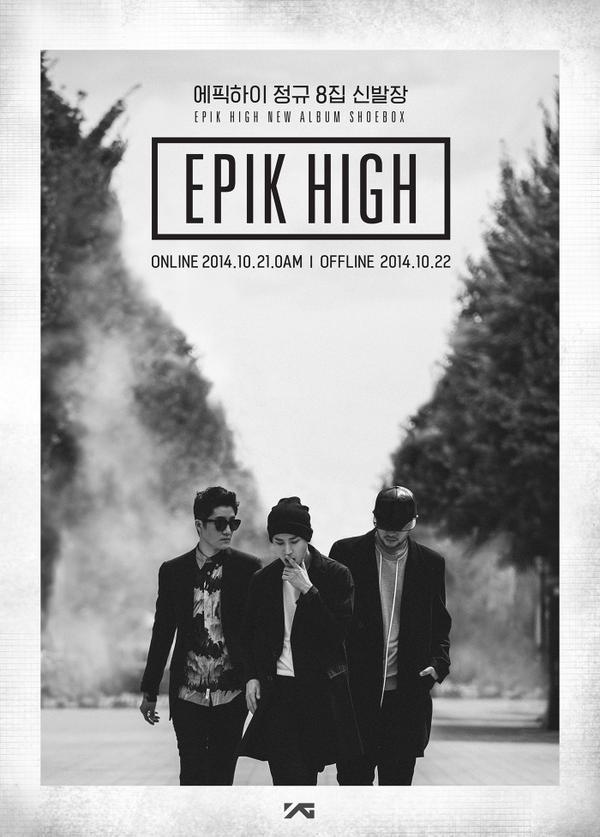 Epik High Shoebox