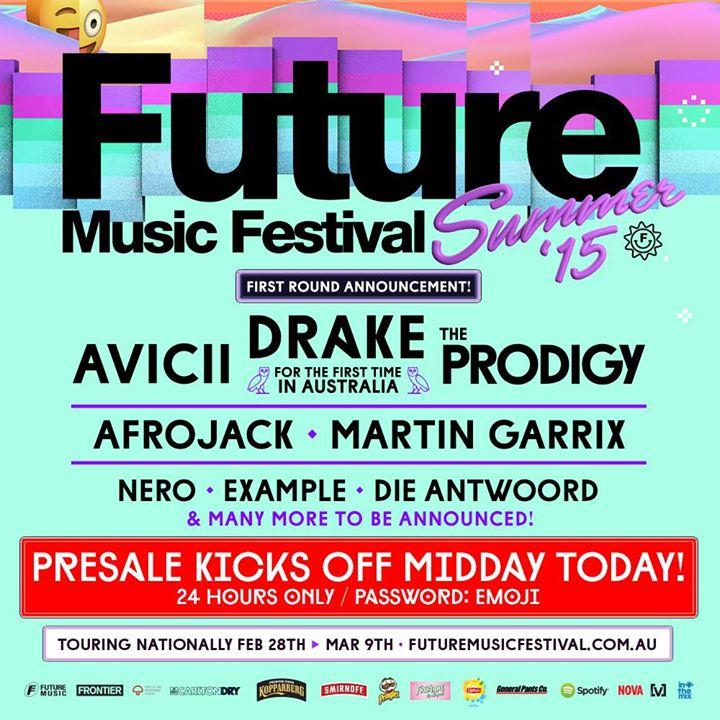 FMF Australia 2015