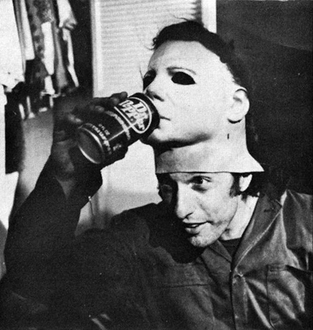 Halloween Behind The Scenes