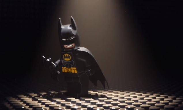 I Am Batman LEGO