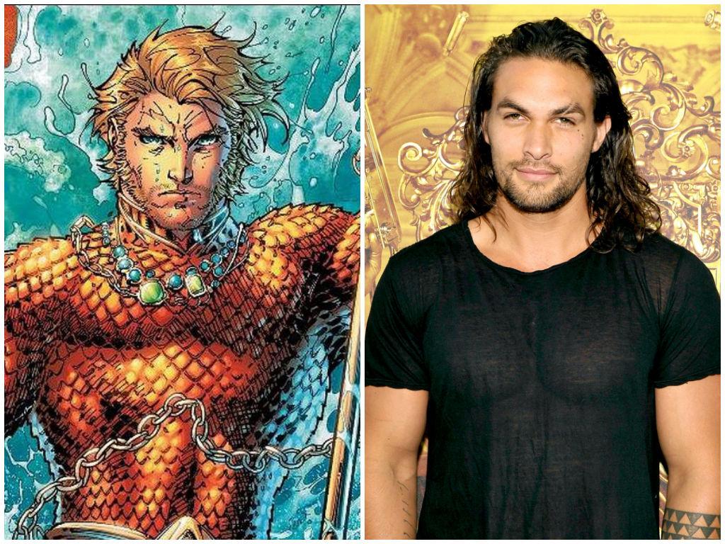 Aquaman actor