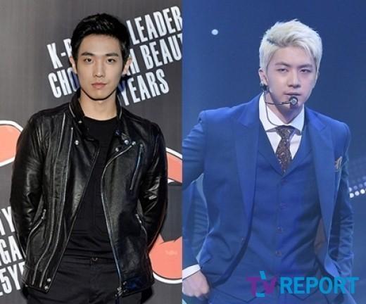 Lee Joon and Thunder