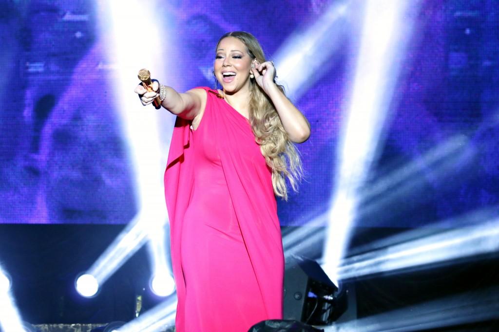 Mariah Carey The Elusive Chanteuse Show Malaysia 2014 3