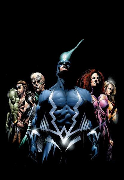 Marvel Inhumans
