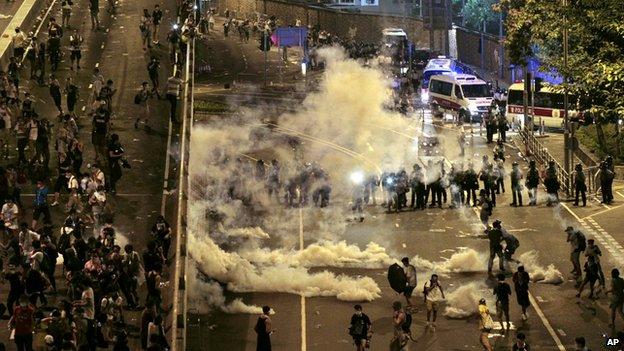OccupyHK 8