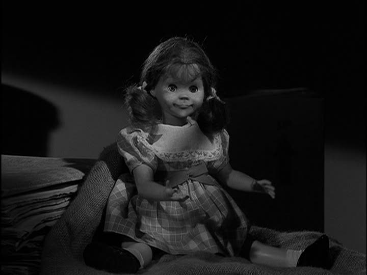Talky Tina Twilight Zone