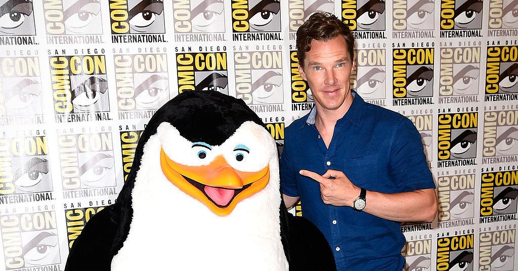 Benedict Cumberbatch Comic Con