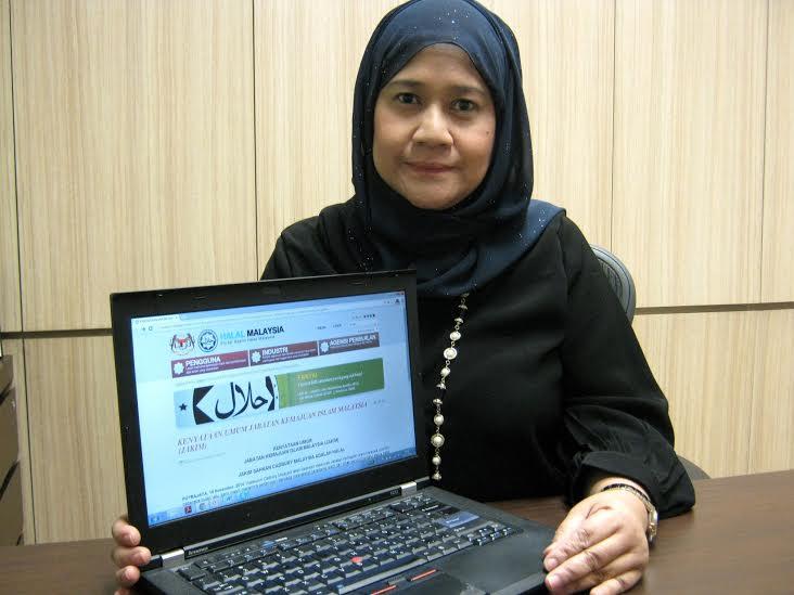 Head of Corporate and Government Affairs of Cadbury Malaysia Raja Zalina Raja Safran