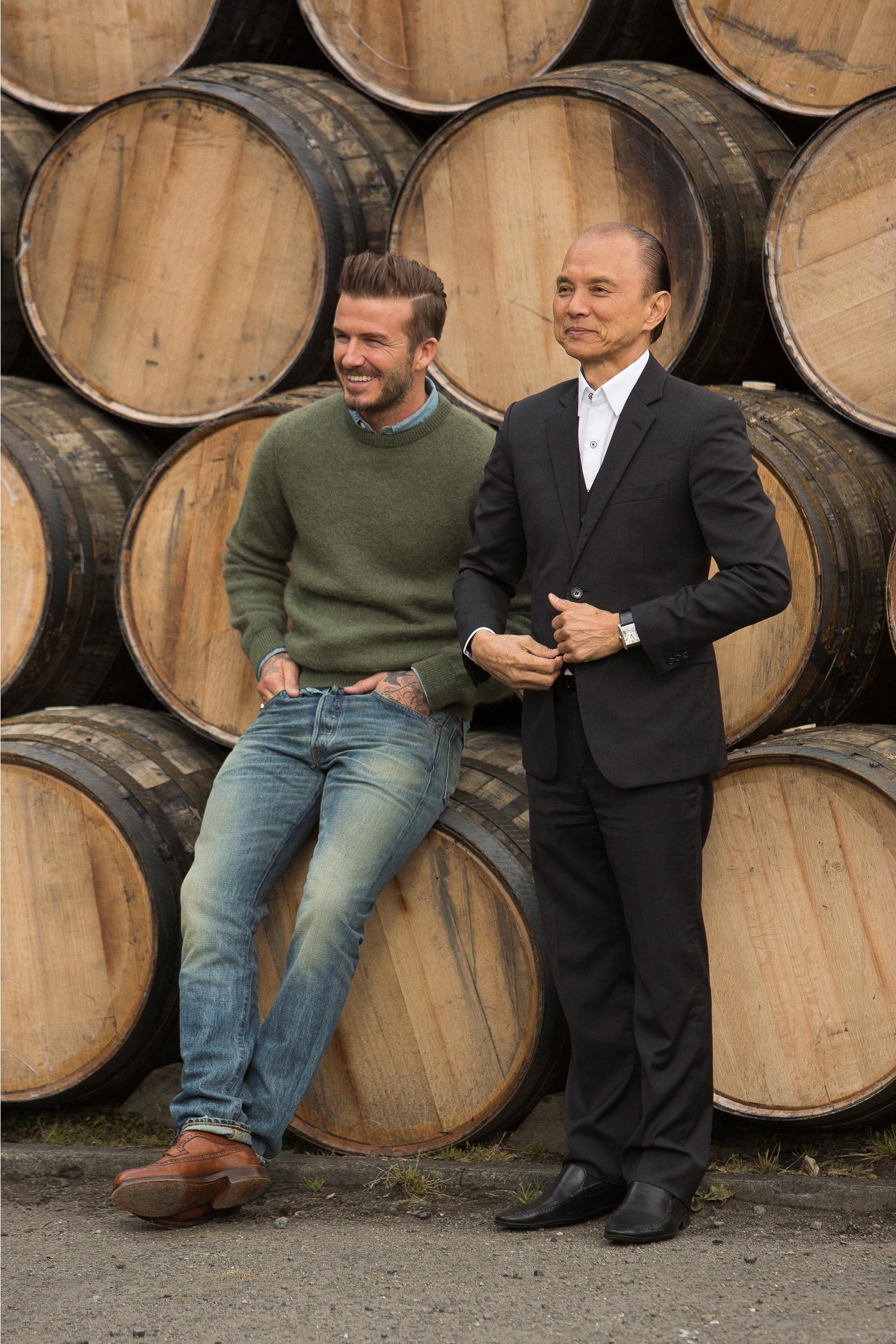 Aia To Host David Beckham Meet Greet In Kl This September