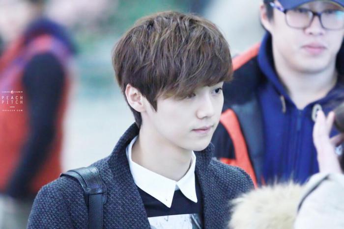 EXO Luhan 2014