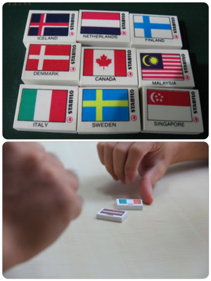 Image result for singaPORE flag eraser game