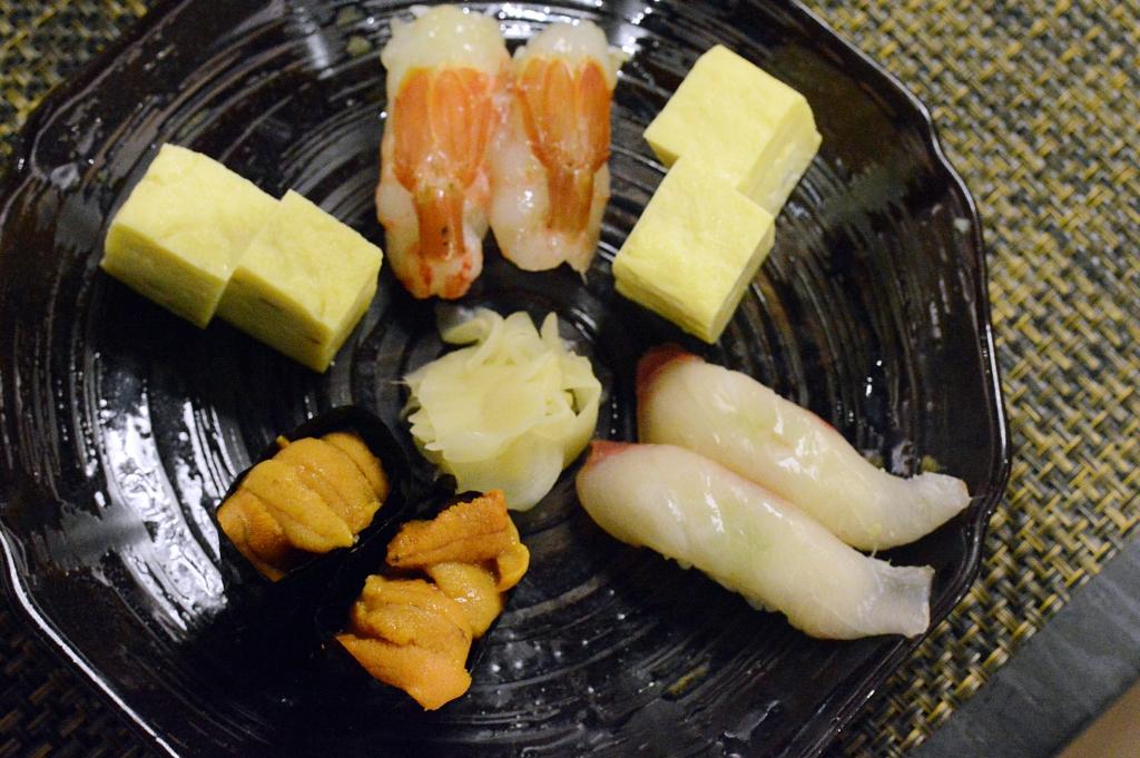 Kurata Sushi Platter