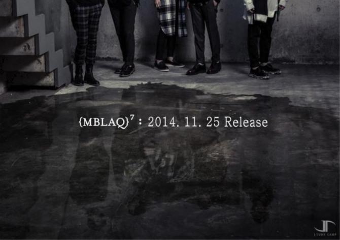 MBLAQ Comeback 2014