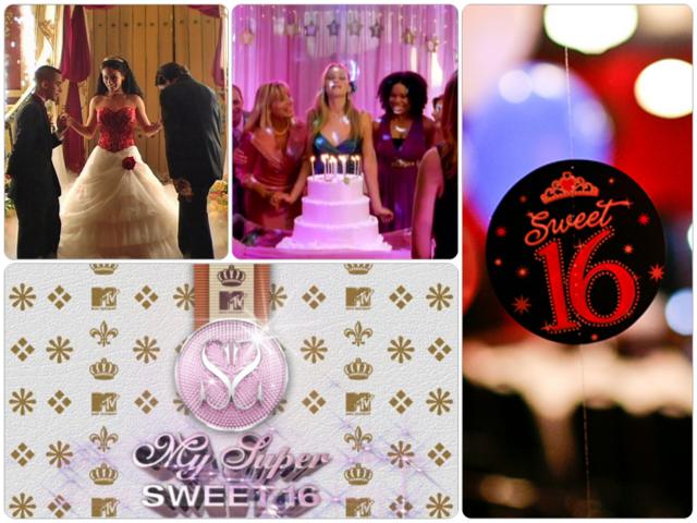 My Super Sweet 16 TV Series