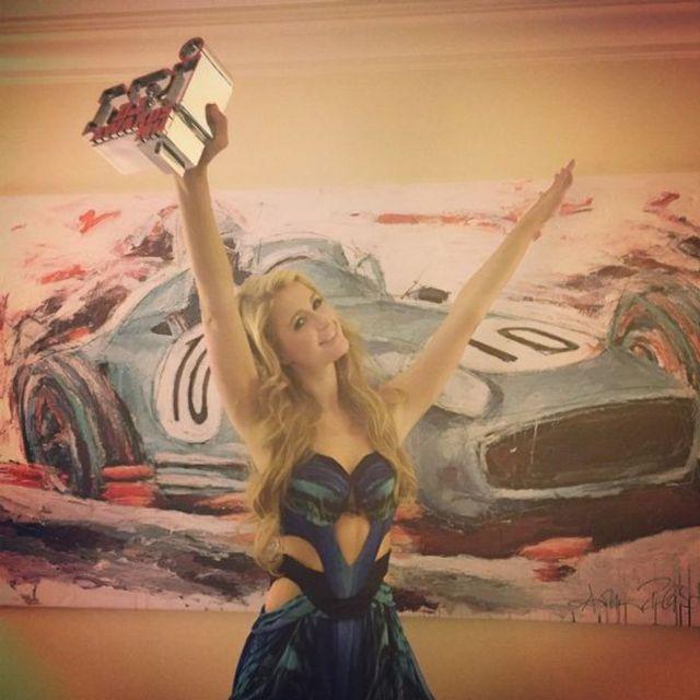 Paris Hilton NRJ Best Female DJ