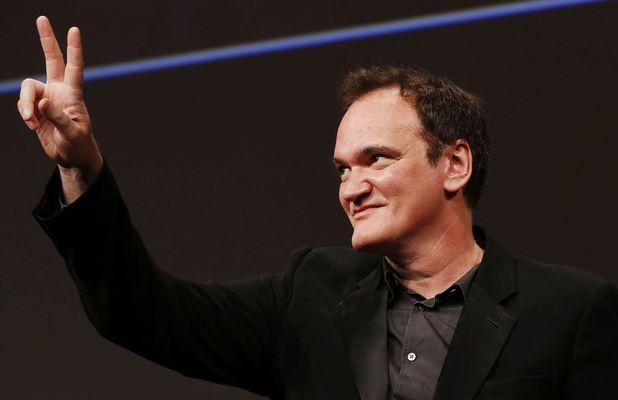 Quentin Tarantino in The Hateful Eight