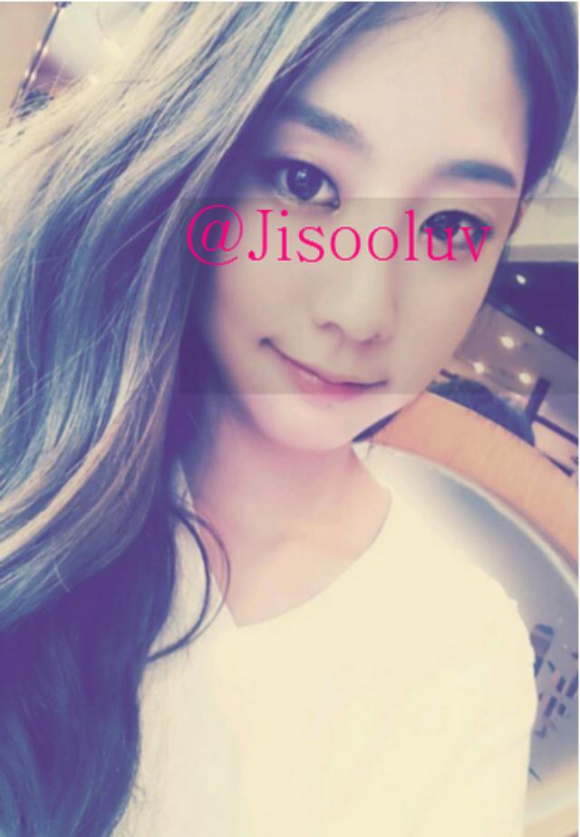 Seo Jisoo pre debut
