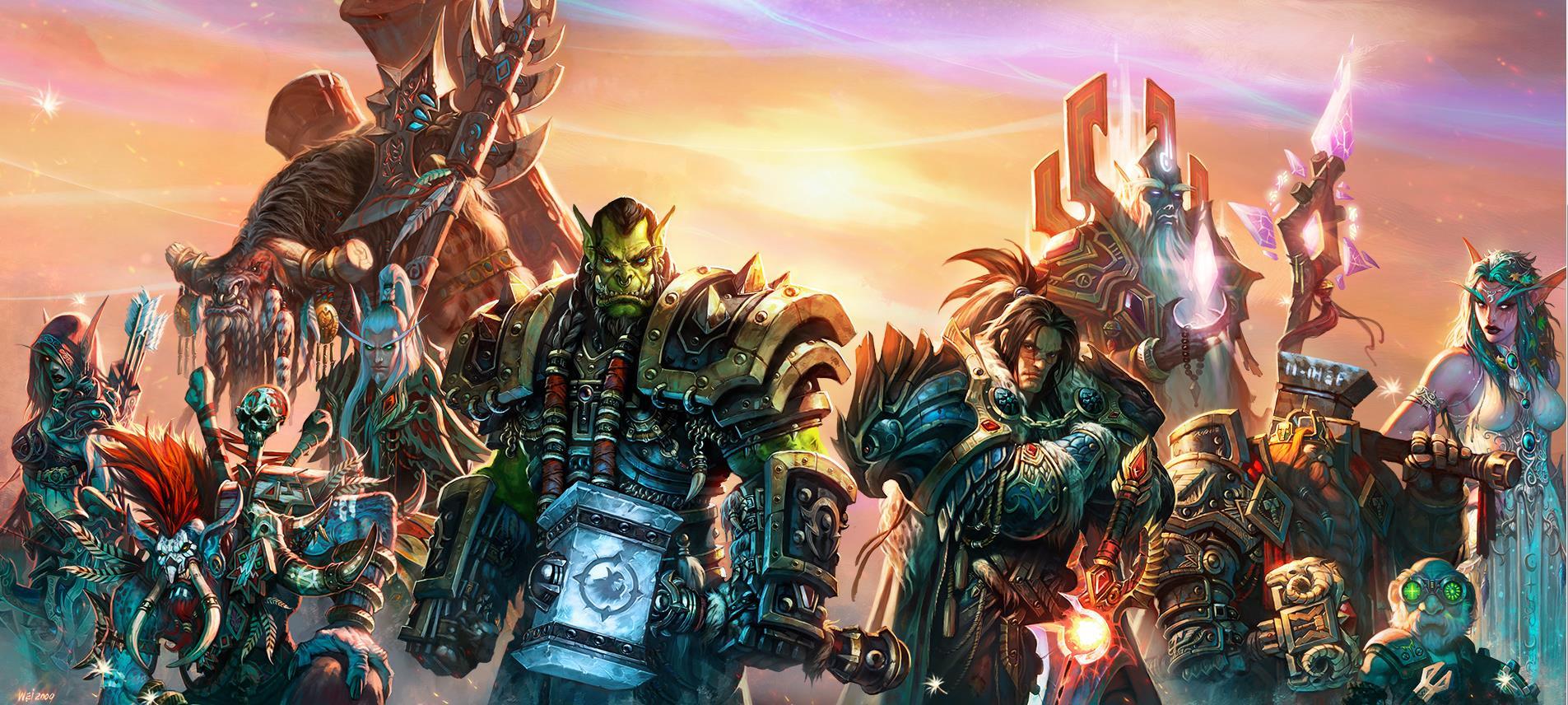Warcraft Movie Artwork Official Cast Details Revealed Hype