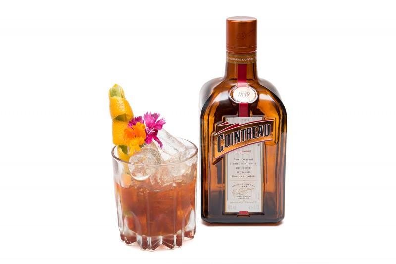 """Winning Cocktail  Respect Challenge - """"Earl Von Teese"""""""