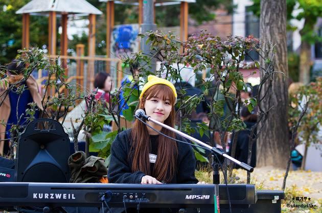 CLC Oh Seunghee