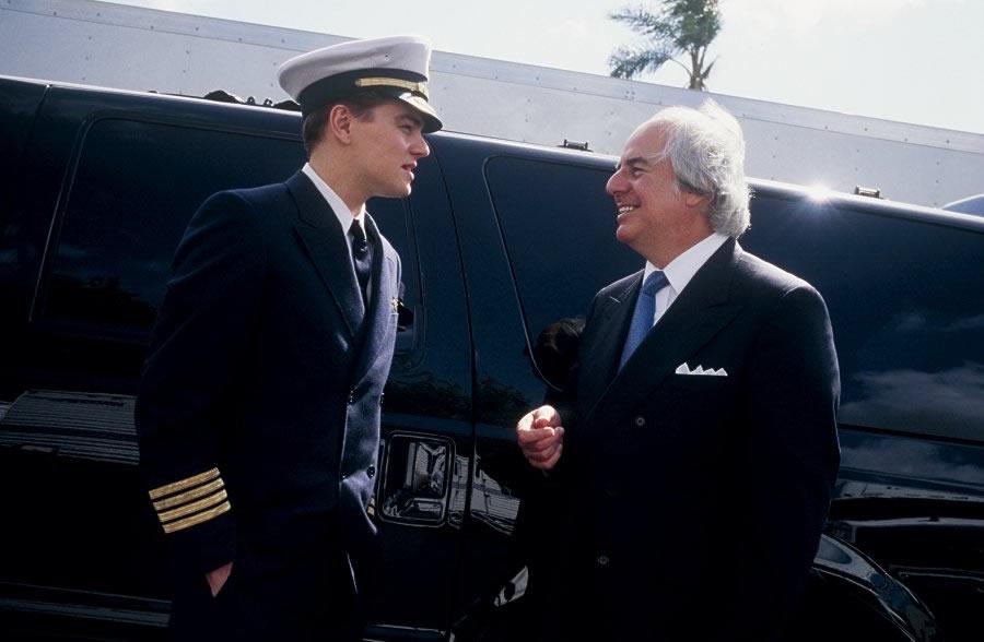 Leonardo DiCaprio & Frank Abagnale