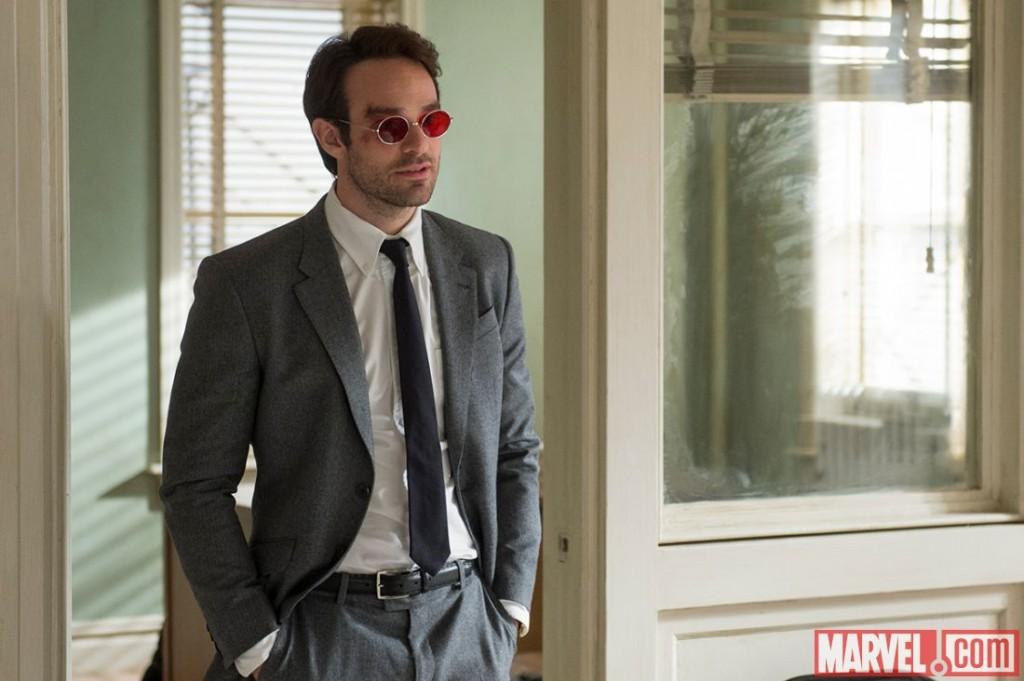 Charlie Cox as Matt Murdock