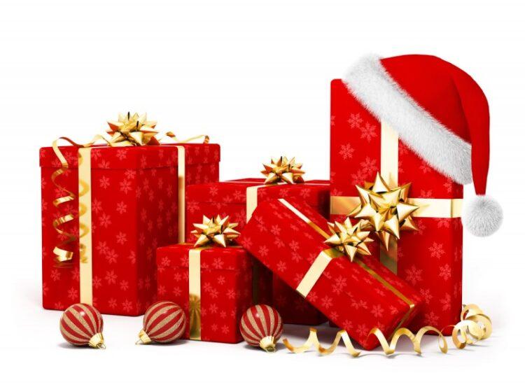 Photo via Christmas-presents