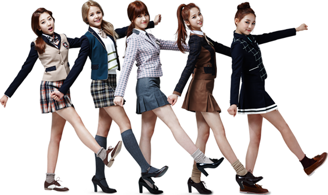Cube Entertainment CLC Rumoured Members