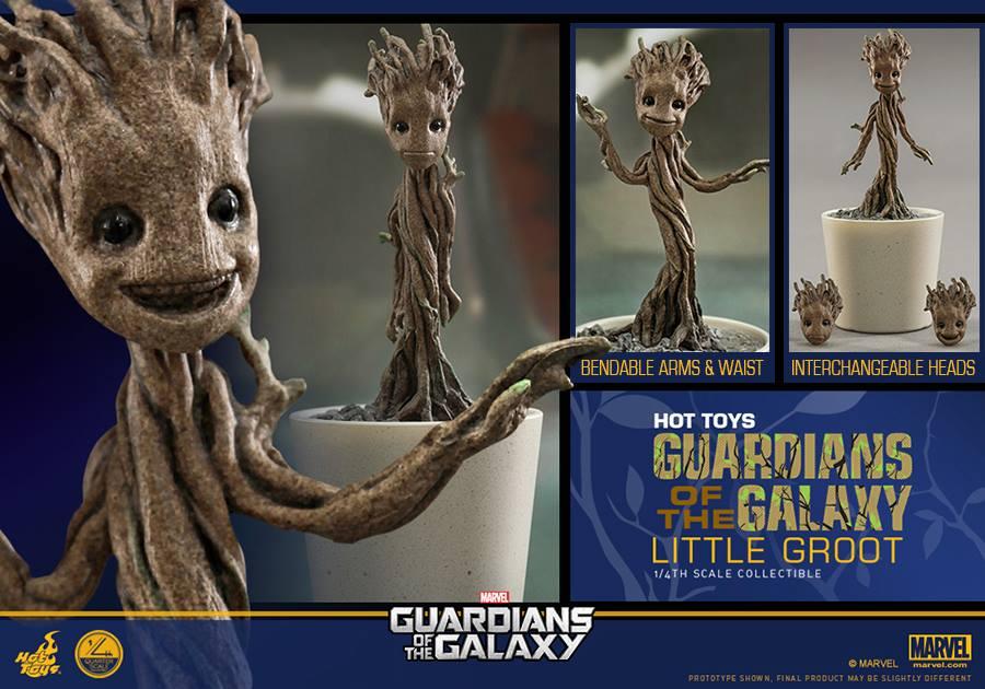 GOTG Groot Dancing