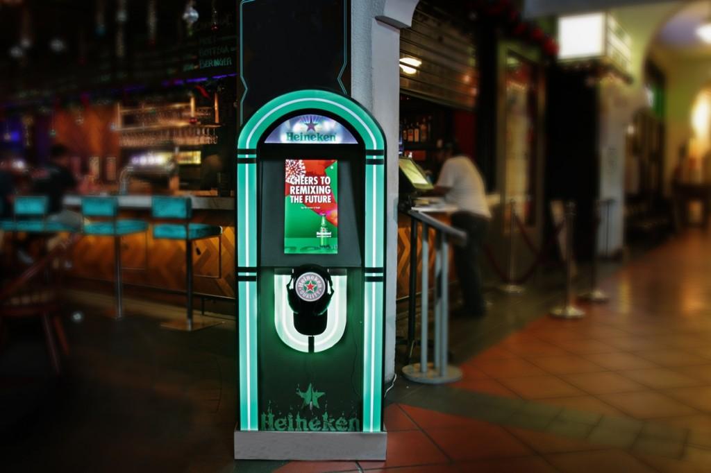 Heineken Jukebox - 01