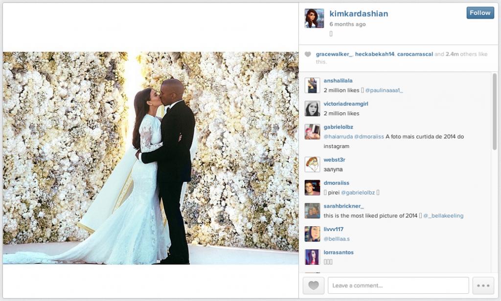 Source: Kim Kardashian's Instagram