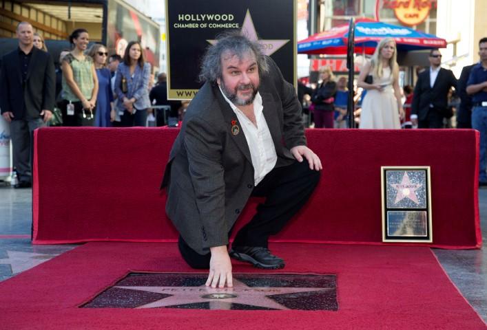 Image result for peter jackson hollywood walk of fame