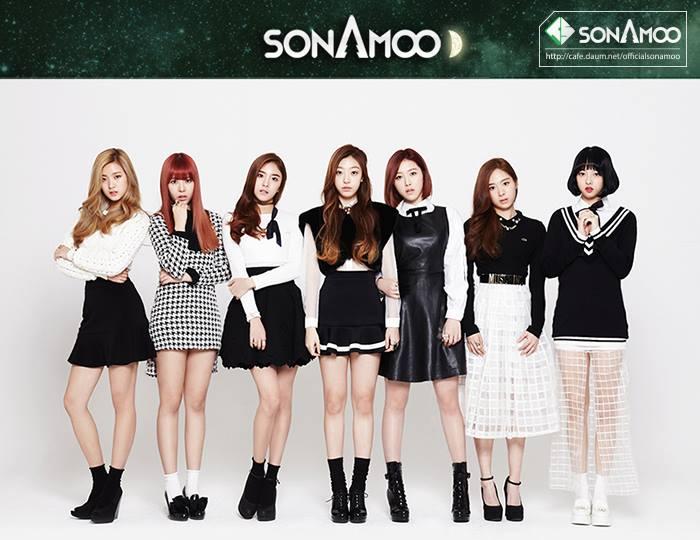 SONAMOO Members