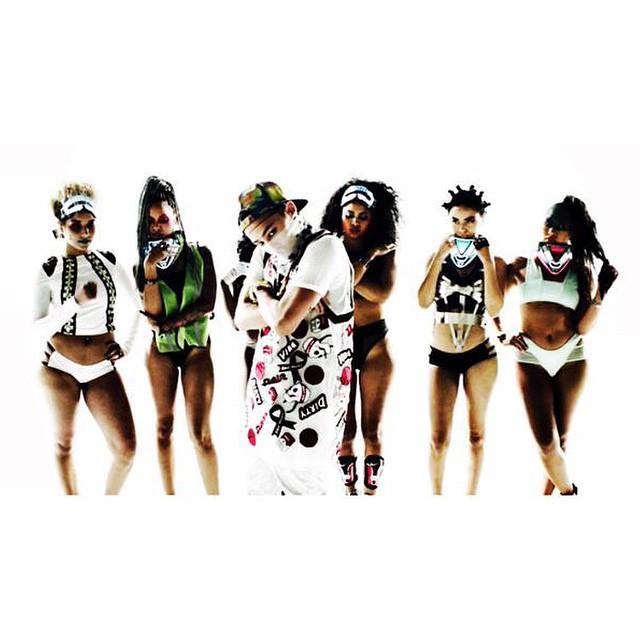Skrillex - Dirty Vibe Ft. G-Dragon & CL