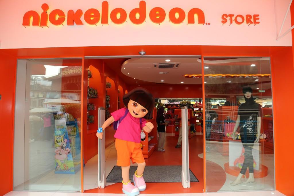 Sunway Lagoon Nickelodeon Store Pic 2 (Credit - Sunway Lagoon, Malaysia)