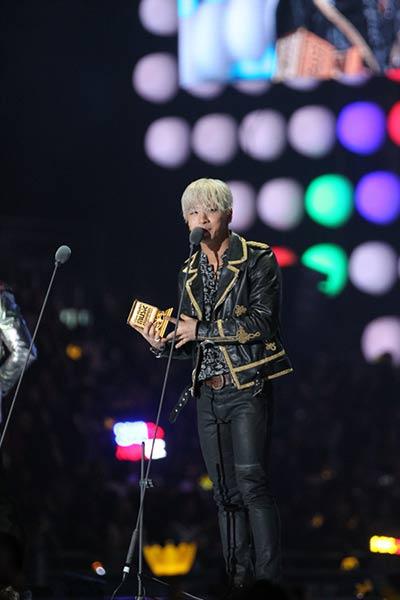 Taeyang 2014MAMA