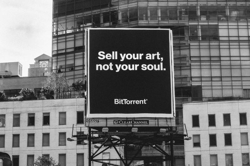 Photo via BitTorrent Inc on Facebook